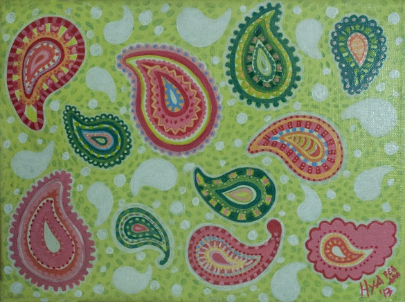 new paisley pattern download