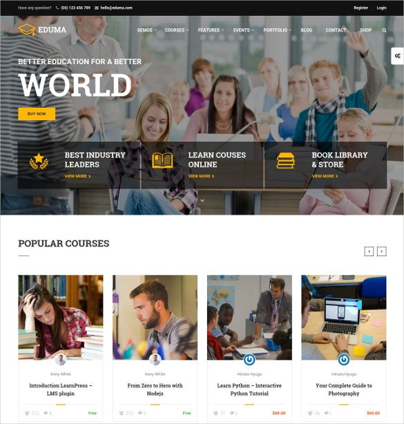 education management wordpress theme 59