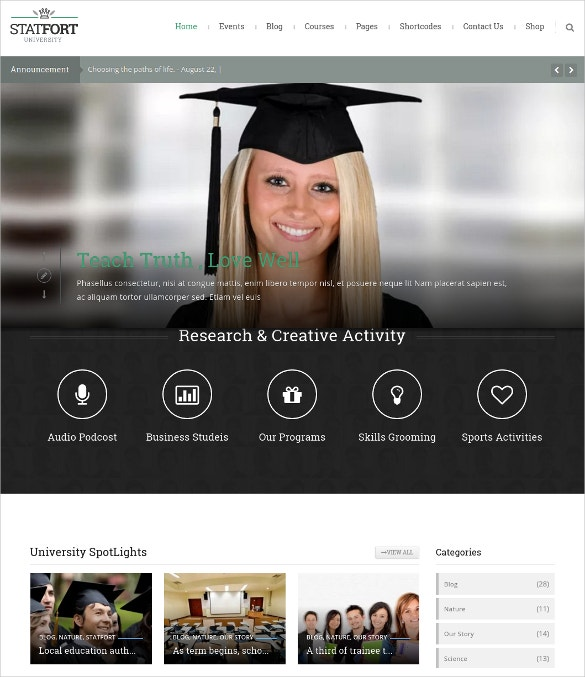 college educational wordpress theme 59