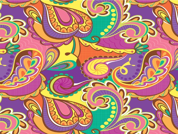 paisley perfection pattern free download