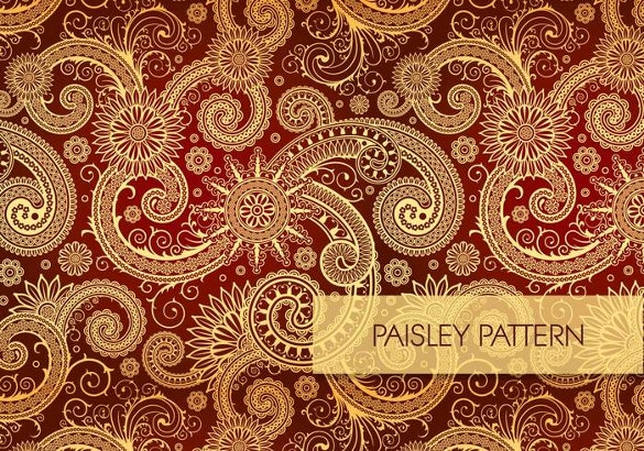 paisley pattern bote jeghe download