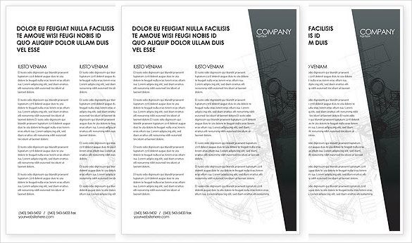 construction sketch flyer template download