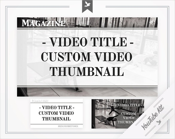 11+ YouTube Thumbnail Templates – Free Sample, Example, Format