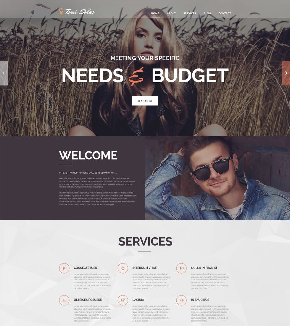 30+ Art Portfolio WordPress Themes & Templates | Free & Premium ...