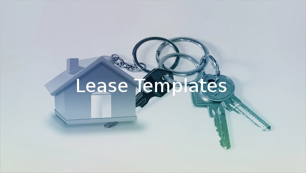 lease template1