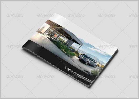 beautiful car brochure download