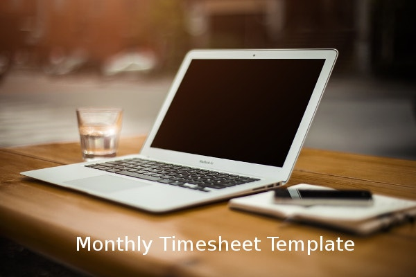 monthlytimesheettemplate