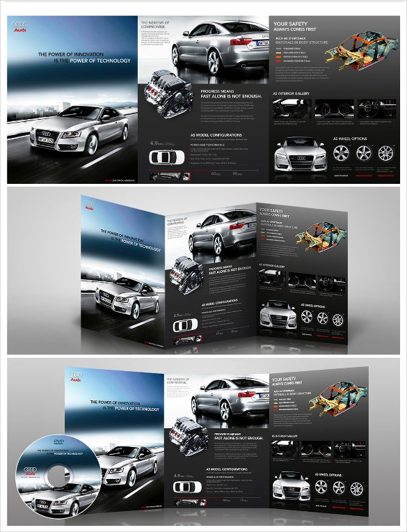 amazing audi a5 car brochure download