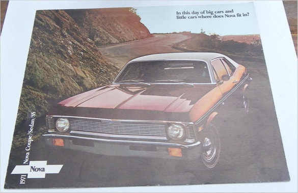 chevrolet nova car brochure download