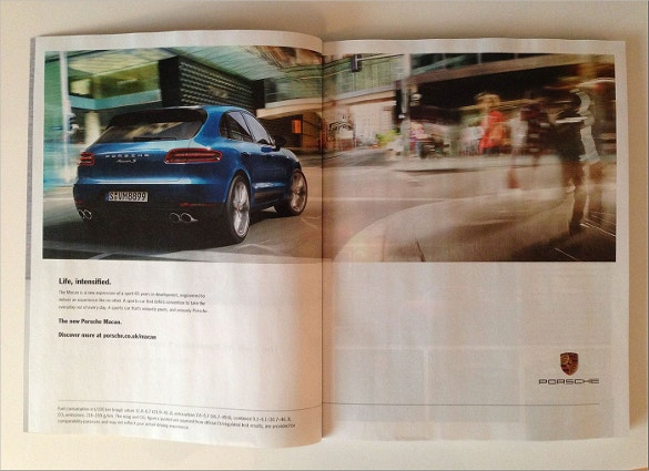 superb porsche macan s car brochure download