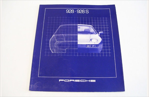 1981 porsche 928 928s car brochure download