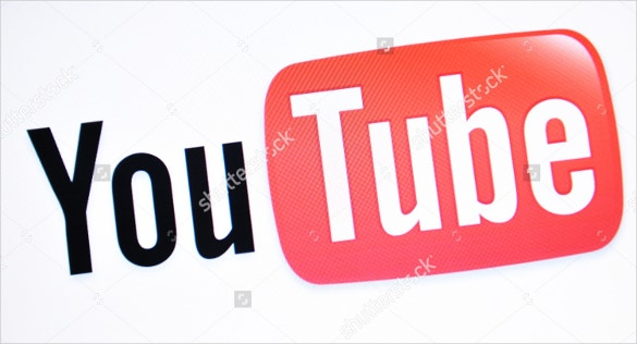 sample youtube logo free download
