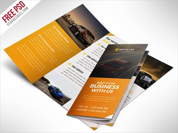 amazing car dealer brochure download