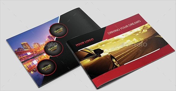 modern car brochure download