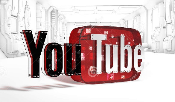 animated youtube logo free download