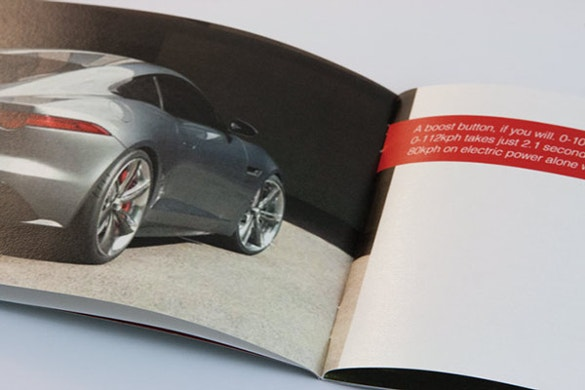 jaguar c x16 car brochure download