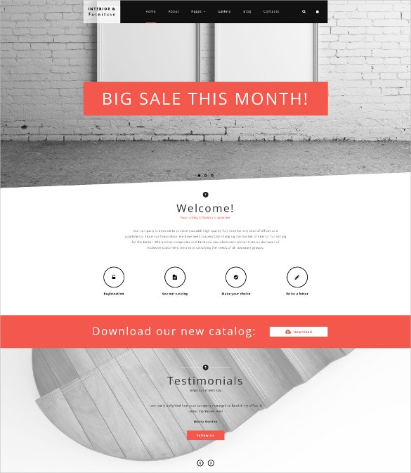 the best joomla template to make you dream big
