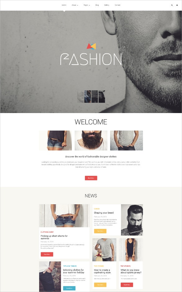the best joomla theme to beautify the reality