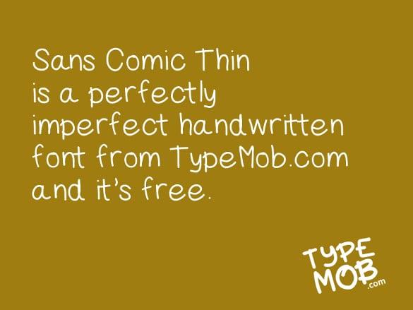 Free Handwritten Font Download