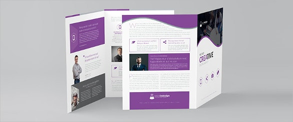 In Design Brochure Template   Free Psd Ai Vector Eps Format