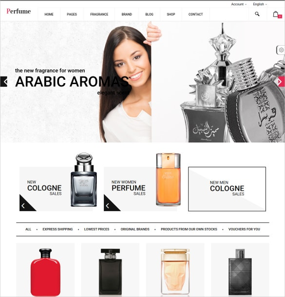 online shop perfume woocommerce wordpress theme 59