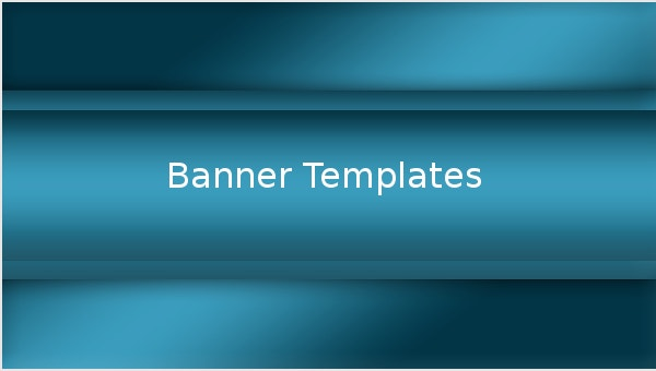5 Free Banner Templates In Microsoft Word
