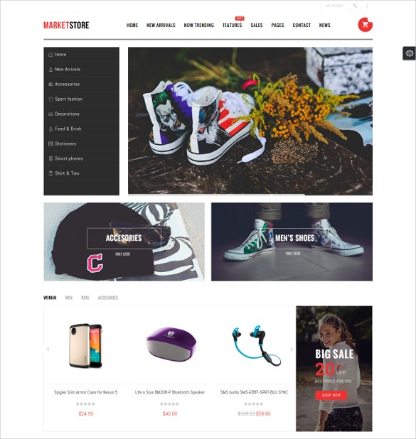 33 free magento themes templates free premium templates responsive magento fashion theme free demo download pronofoot35fo Gallery