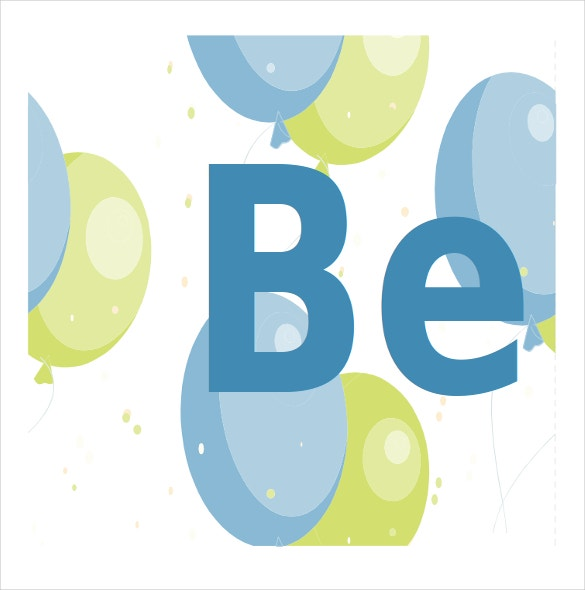best wishes banner template word format