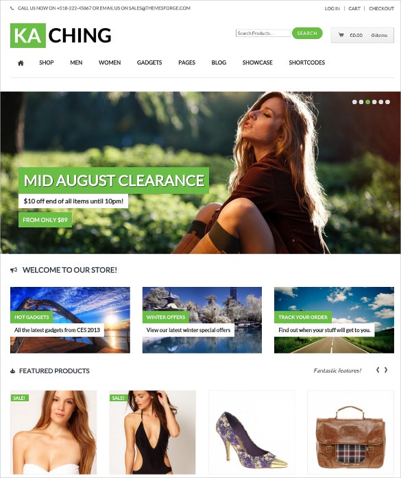 online shop retail woocommerce theme 40