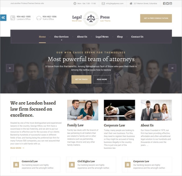 mortgage legal wordpress theme 59