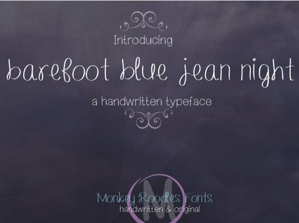 cute chalkboard fonts download