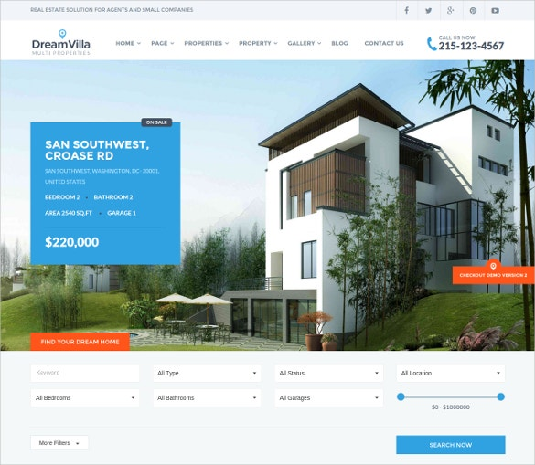 mortgage real estate prooperties wordpress theme 49