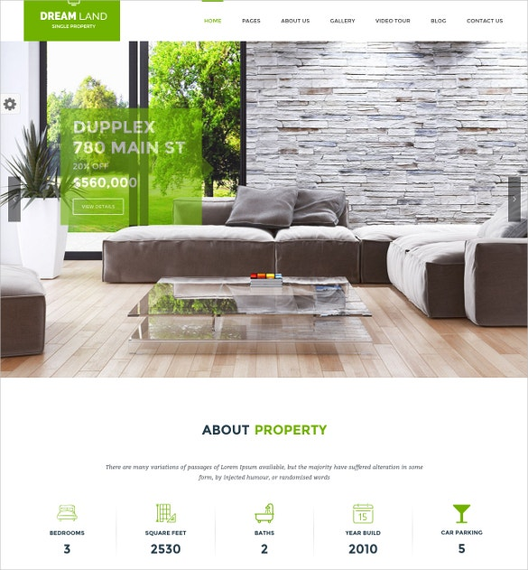 single property mortgage real estate wordpress theme 49
