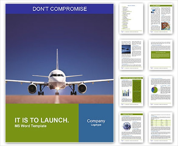 Free Download Travel Brochure Templates In Microsoft Word - Word document brochure template