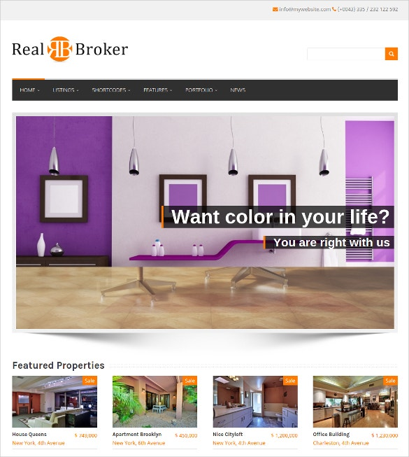modern mortgage wordpress real estate theme 69