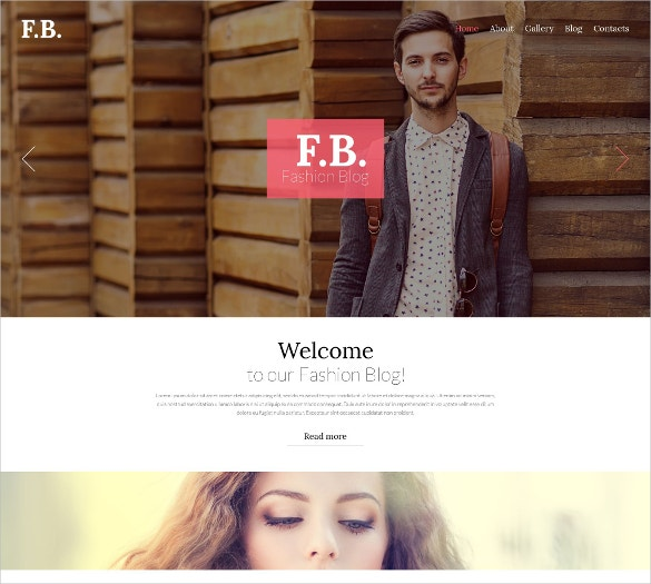 fashion news blog wordpress theme 38