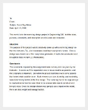 Internal Memo Format Example Template Download