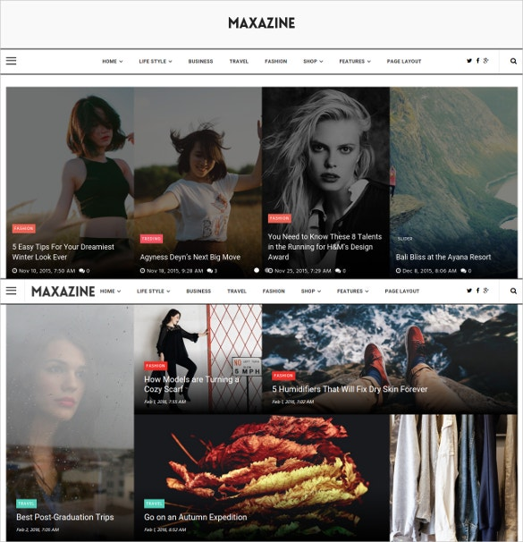 fashion magazine news blog wordpress theme 59