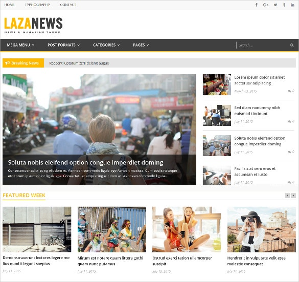 creative news magazine blog wordpress theme 39