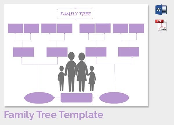 Family Tree Template 4