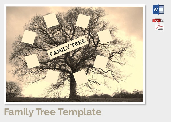 Family Tree Template 7