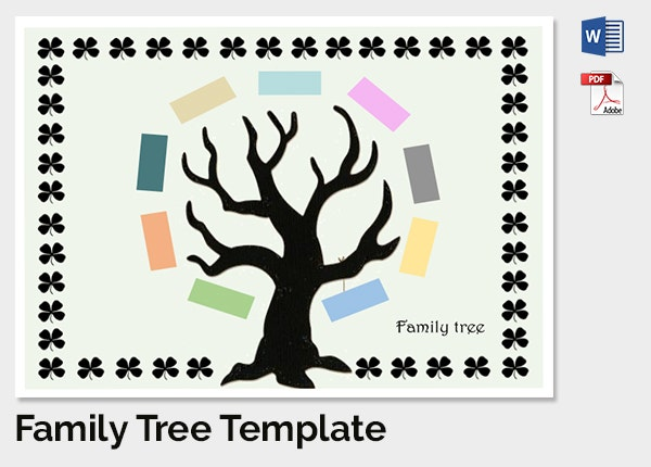 Family Tree Template 8