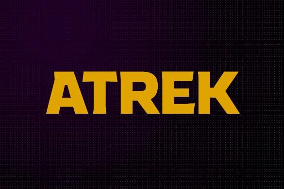 atrek bold fonts free download