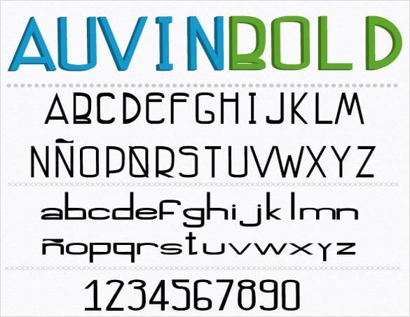 19+ Bold Fonts - TTF, OTF | Free & Premium Templates