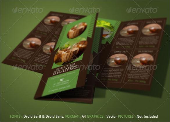 best tea brochure download