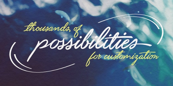 possibilities bold fonts free download