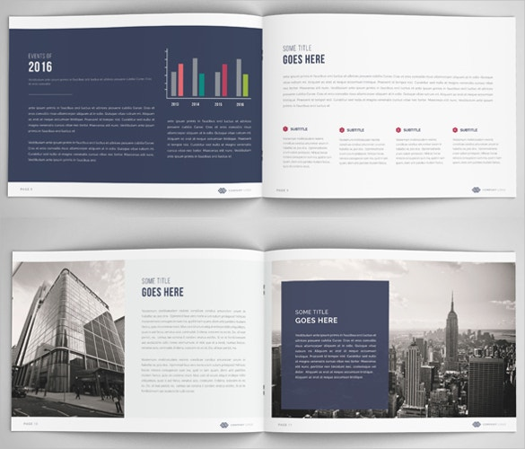21+ Beautiful Brochure Ideas That Will Inspire You | Free & Premium ...