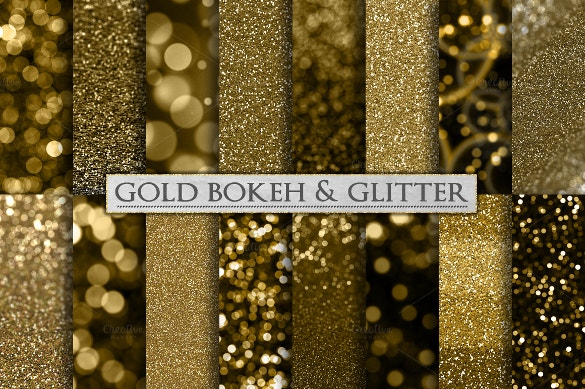 golden colored glitter background for download