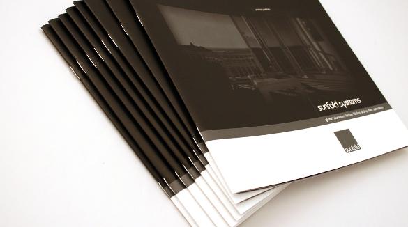 best portfolio brochure download