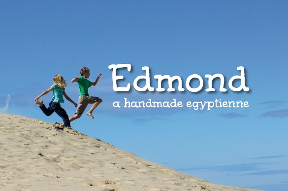 edmond bold fonts download